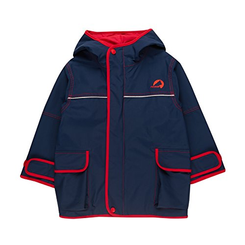 Finkid Tuulis, navy/red