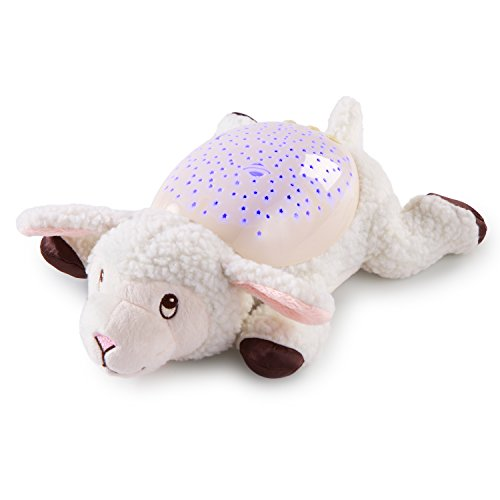 Summer Infant Slumber Buddies Lamb - Peluche con luz de noche