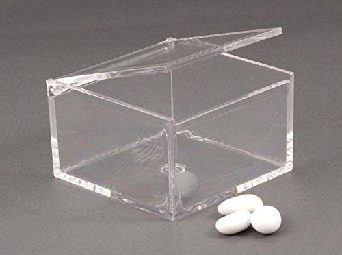 Plexiglas-Box Platz Halter 10x10x6cm