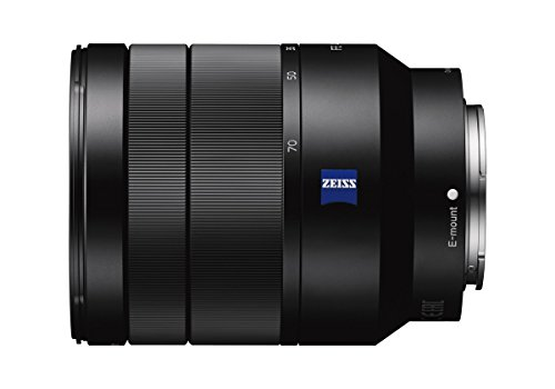 Sony SEL2470Z Obiettivo con zoom DE 24-70 mm F4 ZA...