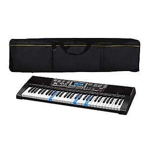 housse tui sac de protection pour synth tiseur 88 touches sac de clavier lectronique piano. Black Bedroom Furniture Sets. Home Design Ideas