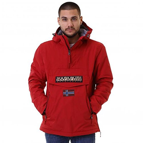 NAPAPIJRI RAINFOREST WINTER POCKET UOMO XXL