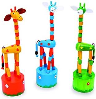 Legler Small Foot by Poussoirs-Girafes Alfis, 2648 | Bon Marché
