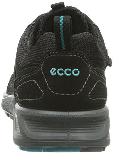Ecco Ecco Terracruise, Chaussures de sports extérieurs femme Noir (Black/Black/Fanfare 58649)