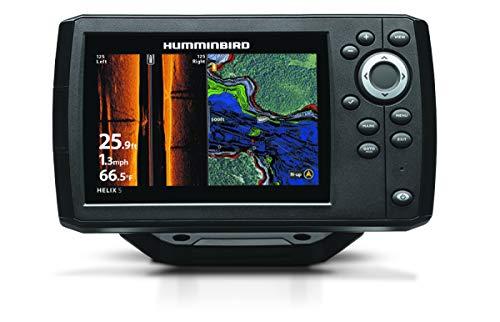 Humminbird HELIX 5 G2 Chirp SI GPS Combo Humminbird Combo Gps