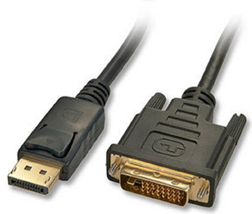 LINDY DisplayPort-Kabel an DVI (1 m)