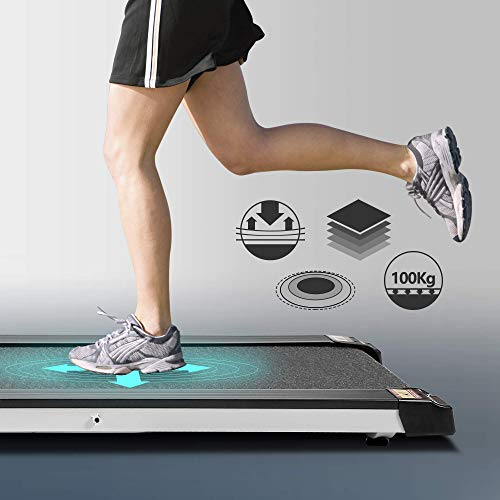 LONTEK Folding Treadmill