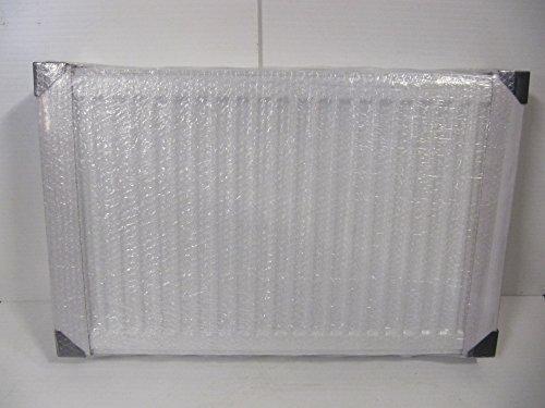 Panneau Double Radiateur - 12 ans de garantie - by Heatmaster. Chauffage Central radiateurs - 500 x 800