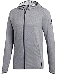 best website 77f47 54731 adidas FL Prime Sudadera, Hombre, Gris (ch Solid Five), XS