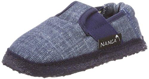 Nanga Unisex-Kinder Jeany Niedrige Hausschuhe, Blau 30, 29 EU