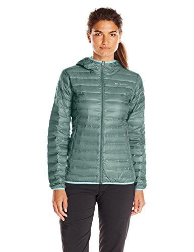 6d272037bd Columbia Sportswear Company Ltd Flash Forward - Cortavientos con gorro para  mujer, color Azul (