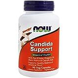 CANDIDA CLEAR - 90 cápsulas vegetarianas de NOW