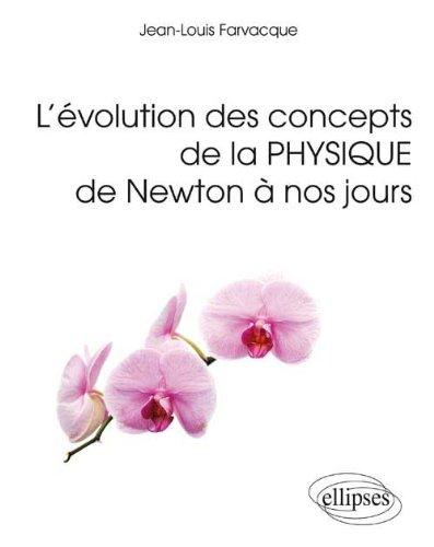 L'évolution des Concepts de la Physique de Newton à Nos Jours