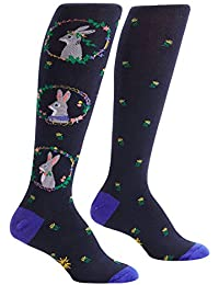 Sock It To Me - Calcetines hasta la rodilla - para mujer azul azul marino Medium