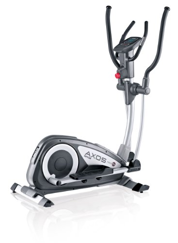 Kettler Cross Trainer Axos Cross M, Crosstrainer Cross M, argento/antracite