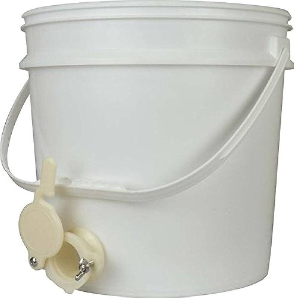 15L Honig Bucket mit Honig gate- Aufbewahrung und Extraktion