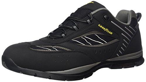 GoodyearGYSHU1512 - Zapatillas de seguridad hombre , color Negro, talla 43