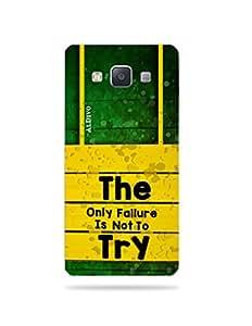 alDivo Premium Quality Printed Mobile Back Cover For Samsung Galaxy A5 / Samsung Galaxy A5 Printed Back Case Cover (MKD1057)