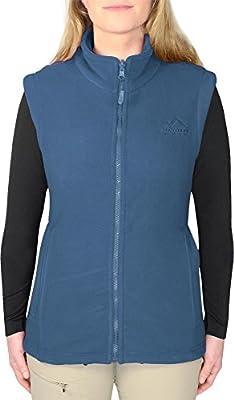 normani Fleeceweste für Damen Funktions Midlayer mit 2 Einschubtaschen warmer 280-Fleece von normani auf Outdoor Shop