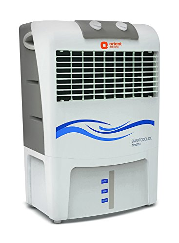 Orient Electric Smartcool Dx CP2002H 20 Litres Air Cooler (White...