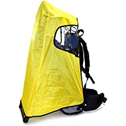 MONTIS RAINCOVER, protección para la lluvia para mochilas con portabebés MONTIS