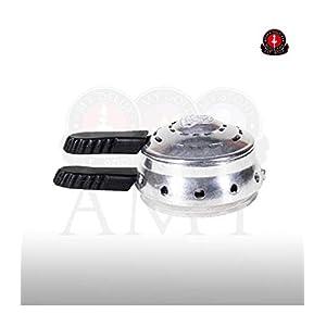Amy Deluxe Heat Box   Hitze-Management-System   Kopf-Aufsatz für Shisha