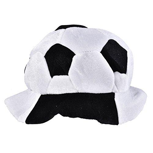 Alomejor Fußball-Hut, WM Hat, Fussball-Fanmütze, Fußball-Fanerhut, Cheering Zubehör, fußball Fußball-hut