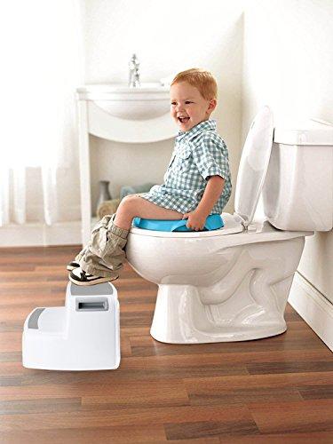 Cusfull sgabello per bambini pedana antiscivolo per bagno for Sgabello per il bagno