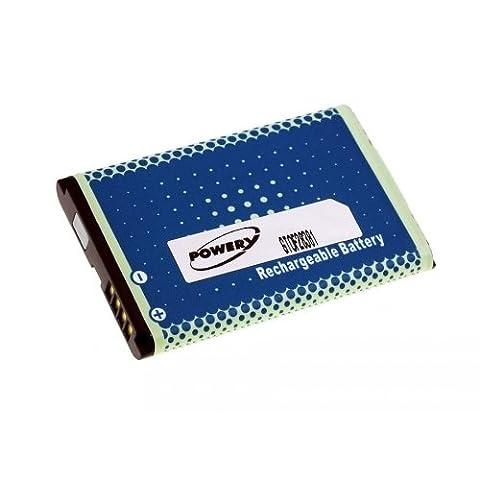 Battery for Blackberry 8700c, 3,7V,
