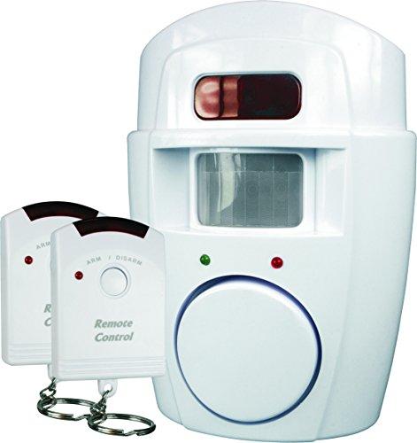 ELRO SC09 Sensor de Movimiento con Alarma, Set de 3 Piezas