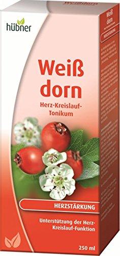 Hübner Weissdorn Herz-Kreislauf-Tonikum, 250 ml -