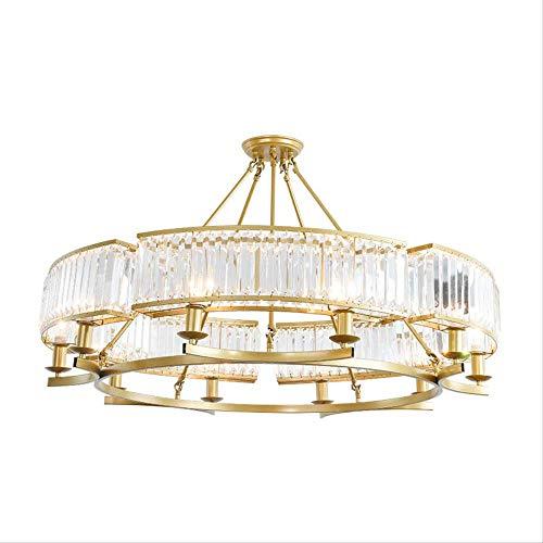 Deckenlampe Wohnzimmer Bad Küche Deckenleuchte Suction Dual-Use Crystal Ceiling Lamp European Luxury High-End -