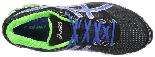 Asics - Gel-pulse 5 Gtx, Scarpe da corsa Uomo Nero (Schwarz (black 9043))
