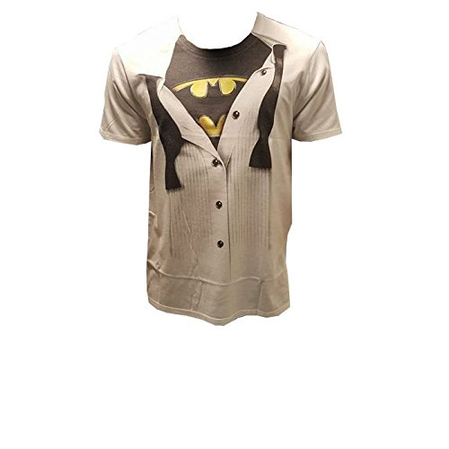 Batman Blouse T-Shirt weiß -