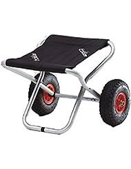 Eckla Asiento Rolly aluminio carro de transporte para Surf, canoa o Sup