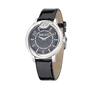 Just Cavalli Time Reloj Analógico para Mujer de Cuarzo con Correa en Acero Inoxidable R7251598501