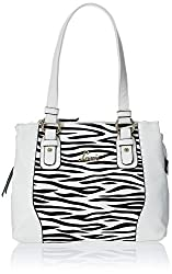 Lavie Women's Handbag (White)