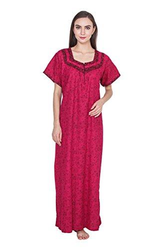 Klamotten Women Long Cotton Nightwear 244C20