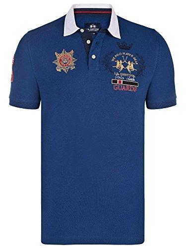 la-martina-mens-polo-blue-t-shirt-2xl
