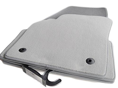 tapis-de-sol-pour-volvo-c30-s40-v50-produit-tapis-en-velours-gris-4-pieces