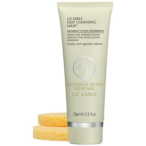 liz-earle-deep-cleansing-mask-starter-kit-75ml-with-cleansing-sponges