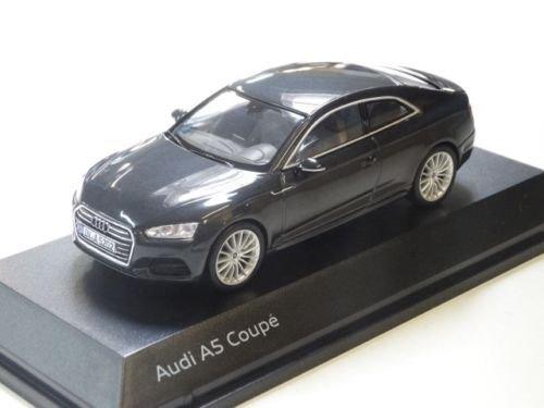 Audi A5 Coupé Modellfahrzeug 1:43 Manhattangrau - 5011605433