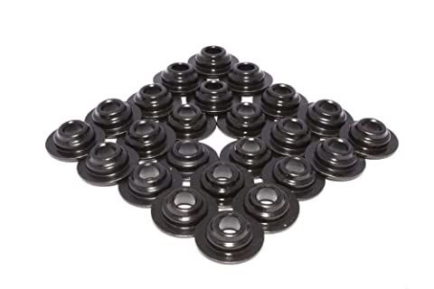Competition Cams 710-24 Steel Retainers for Ford 4.6L and 5.4L Modular 3 Valve Engines, 7 degree Angle for 26113 and 26125 Beehive Springs by Comp Cams