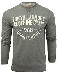 T-shirt à manches longues par Tokyo Laundry pour homme