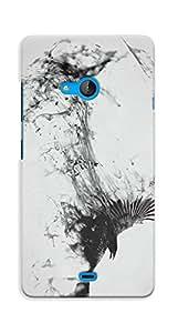 Kaira High Quality Printed Designer Back Case Cover For Microsoft Lumia 540(147)
