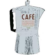 CAFE 30 RECETTES - FORME DECOUPEE