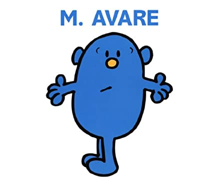 Monsieur Avare (Collection Monsieur Madame)