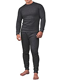 Younky Men's Thermal Set of Top and Bottom