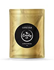 The Beauty Co Activated Charcoal Coffee Scrub 200 g