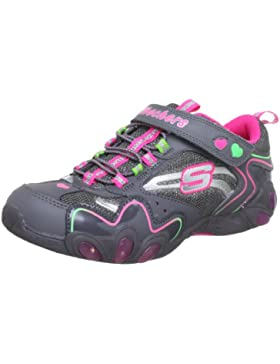 Skechers Fireflies 10168L CNPL - Zapatillas para niña